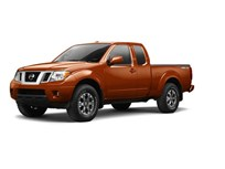 Nissan Recalls V-6 Frontier Trucks for Fire Risk
