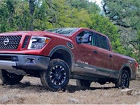 Nissan Recalls Titan Pickups for Seat Belts