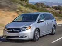 Honda Recalls Odyssey Minivans for Seats
