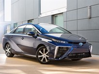 Toyota Mirai Orders Reach 1,500 in Japan