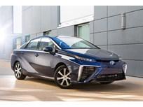 Toyota Mirai Orders Reach 1,500 in Japan