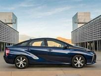 EPA: Toyota Mirai Reaches 312-Mile Range
