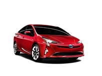 Toyota Improves Prius MPG by 10 Percent