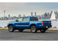 Toyota Recalls Tacoma Pickups for Stalling