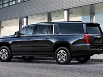 Chevrolet Suburban HD SUVs Recalled for Mirrors