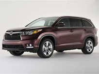 Toyota Recalls Highlander for Brake Fluid Sensor