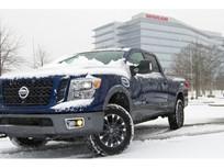Nissan Recalls Titan XD Diesel Trucks for Fuel Gauge