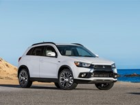 Mitsubishi Outlander Sport Recalled for Transmission