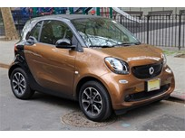 Smart Fortwo Cars Recalled for Headlights
