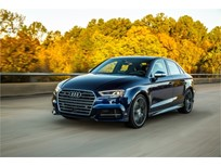 Audi A3, S3 Sedans Recalled for Air Bags