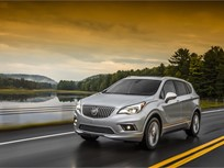 Buick Envision Earns NHTSA's Five-Star Rating