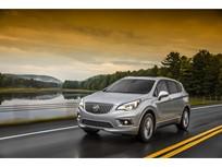 Buick Envision Earns NHTSA's Five-Star Rating