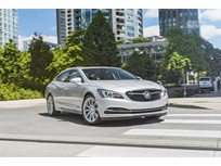 Buick LaCrosse Draws Top Safety Score