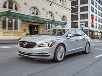 Buick LaCrosse Recalled for Power Steering