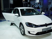 VW e-Golf Boosts Range to 124 Miles