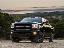 GMC Introduces Sierra HD All Terrain X