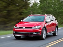 Volkswagen Golf Alltrack Draws Top Safety Score