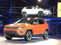 Jeep Unveils 2017 Compass as Global SUV