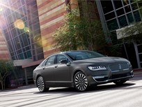 2017 Lincoln MKZ Earns Top Crashworthiness Award