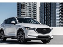 Mazda CX-5 Wins Top Safety Pick+ Award