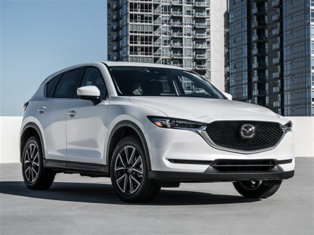 Photo of 2017 CX-5 courtesy of Mazda.