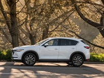 Mazda Expands CX-5 Production