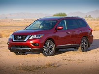 Nissan's 2017 Pathfinder Upgrades Engine