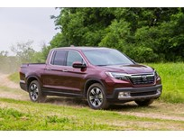 Honda Recalls Ridgeline Trucks for Wiring Harness