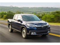 Honda Ridgeline Earns Top Safety Ratings