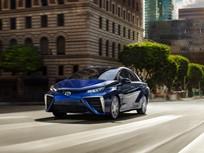 Toyota Mirai Surpasses 3,000 Sales in Calif.