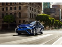 Toyota Mirai Surpasses 3,000 Sales in Calif.