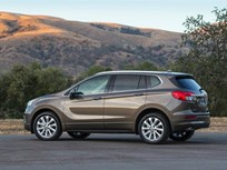 Buick Envision SUVs Recalled for Overloading Risk