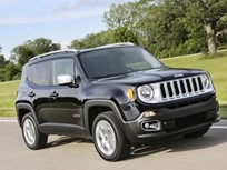 Jeep Renegade SUVs Recalled for Instrument Panel