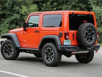 Jeep Wranglers Recalled for Fuel Tank