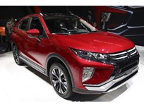 Eclipse Cross Makes Compact SUV Trio for Mitsubishi