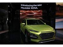 2018 Kona Arrives as Hyundai's Smallest Utility