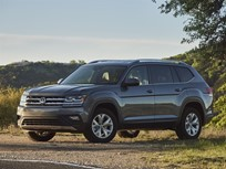 VW's 2018 Atlas Starts at $30,500