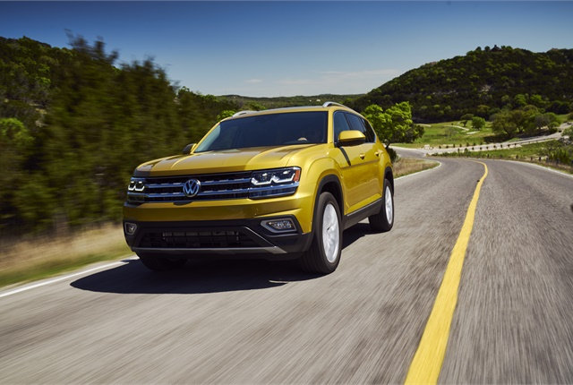 <p><em>Photo of Volkswagen Atlas courtesy of Volkswagen.</em></p>