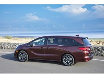 Honda Recalls Odyssey Minivans for Seat Belts