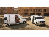Nissan Expands Full-Size Van Production