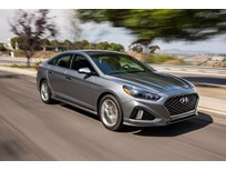 Hyundai Sonata Wins Leading Safety Award