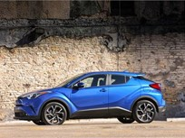 Toyota Recalls C-HR SUVs for Parking Brakes