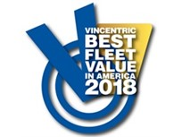 Vincentric Names Best Fleet Values for 2018