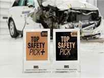 Video: 15 Vehicles Win Most Prestigious IIHS Award