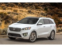 Kia Sorento Wins Top IIHS Safety Award