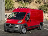 Ram ProMaster Recalled for Impact Sensors