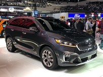 Kia's 2019 Sorento Now Seats Seven