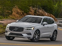 Volvo XC60 Captures IIHS Top Safety Pick+ Award