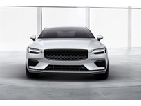 Volvo's Performance Brand Launches Plug-in Hybrid
