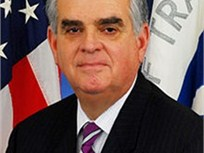 U.S. Transportation Secretary LaHood to Step Down